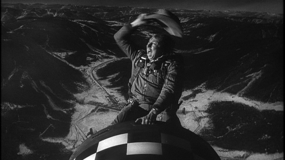 Dr Strangelove Riding The Bomb