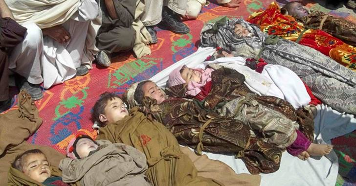 More US Murdered Innocents In Afghanistan